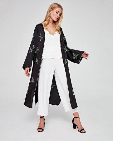 Nakışlı Kimono