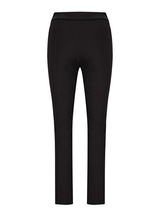 Nocturne Şerit Detaylı Basic Pantolon