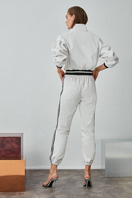 Nocturne Şerit Detaylı Kargo Pantolon