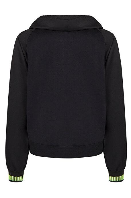 Nocturne Nakış Detaylı Sweatshirt