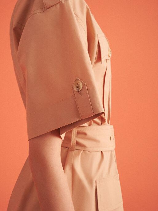 Nocturne Kargo Mini Elbise